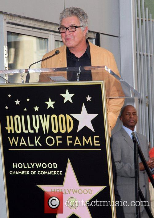 Steve Tyrell and Walk Of Fame 3