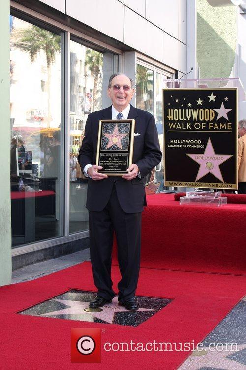 Hal David Hollywood Walk Of Fame Induction Ceremony