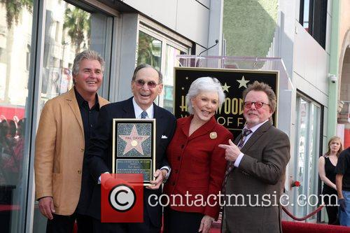 Steve Tyrell, Paul Williams and Walk Of Fame 9