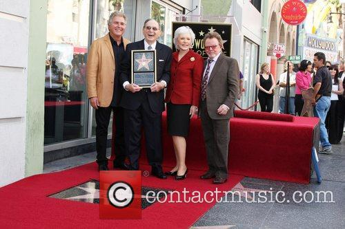 Steve Tyrell, Paul Williams and Walk Of Fame 1