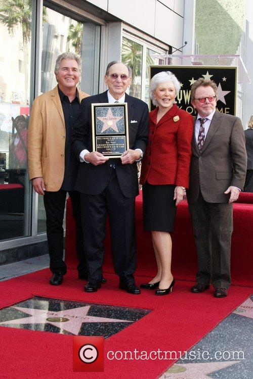 Steve Tyrell, Paul Williams and Walk Of Fame 8