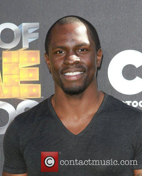 Gbenga Akinnagbe and Cartoon Network 2