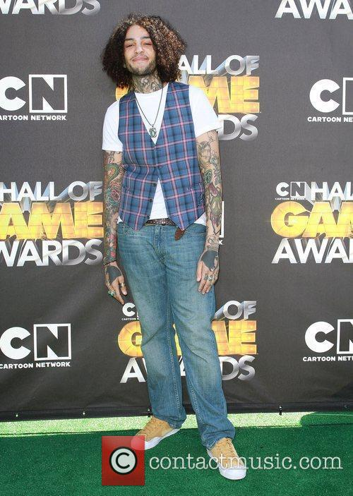 Travis Mccoy and Cartoon Network 4