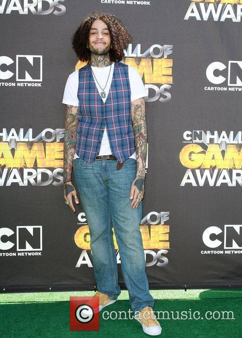 Travis Mccoy and Cartoon Network 2