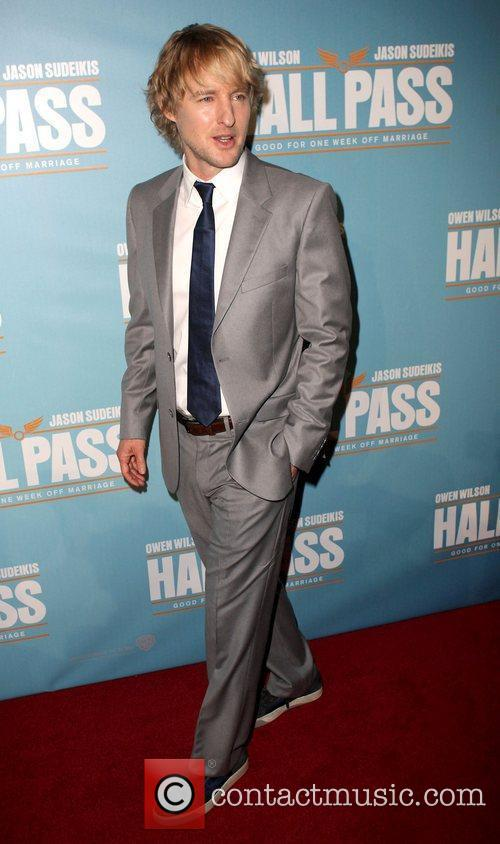 The Australian premiere of 'Hall Pass' held at...