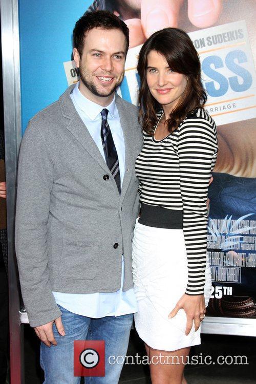Taran Killam and Cobie Smulders