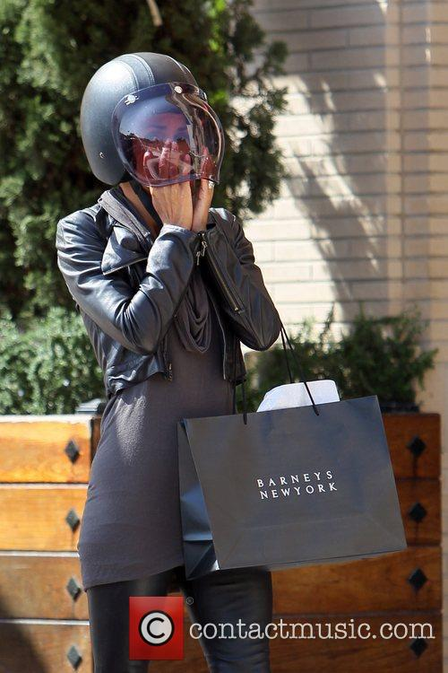 Halle Berry and Helmet 8