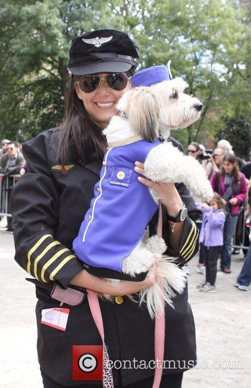 Pan Am dog The 21st Annual Tompkins Square...