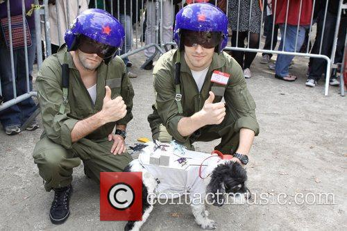 Top Gun dog The 21st Annual Tompkins Square...