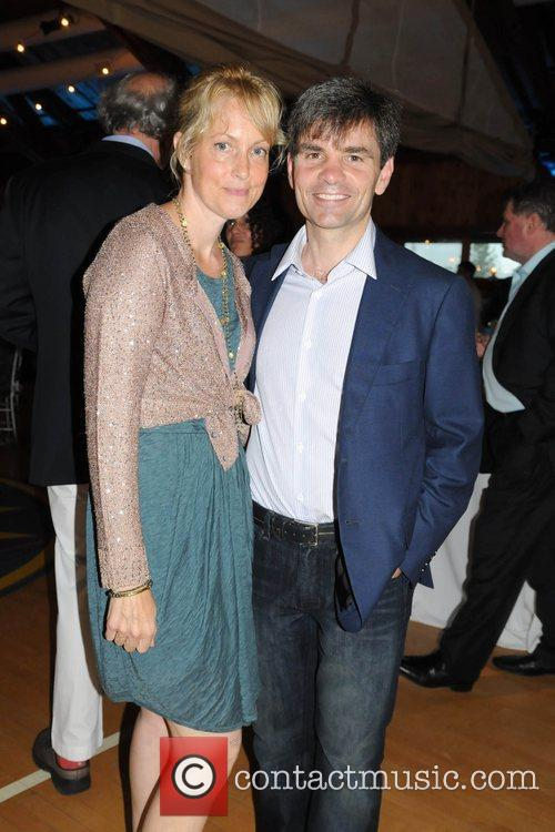 Alexandra Wentworth and George Stephanopoulos 4