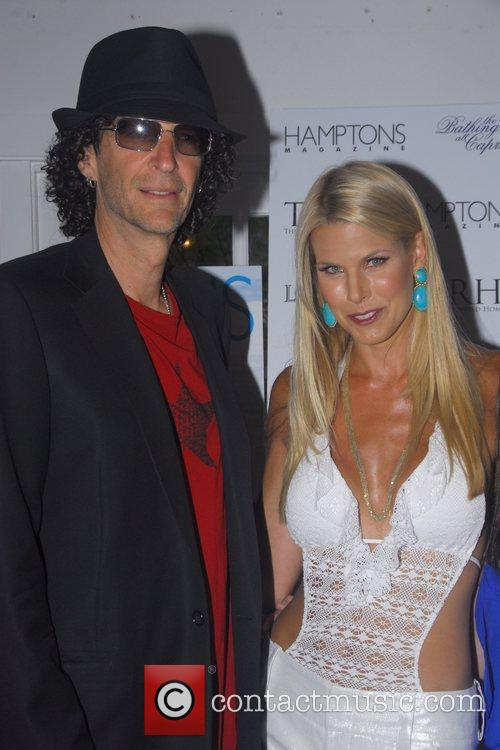 Howard Stern and Beth Ostrosky 3