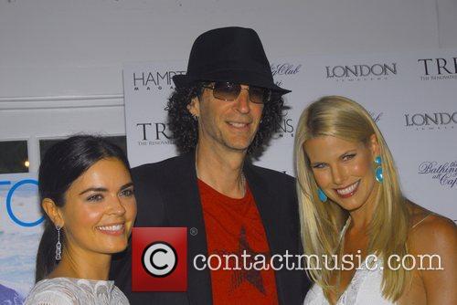Katie Lee, Beth Ostrosky and Howard Stern 3