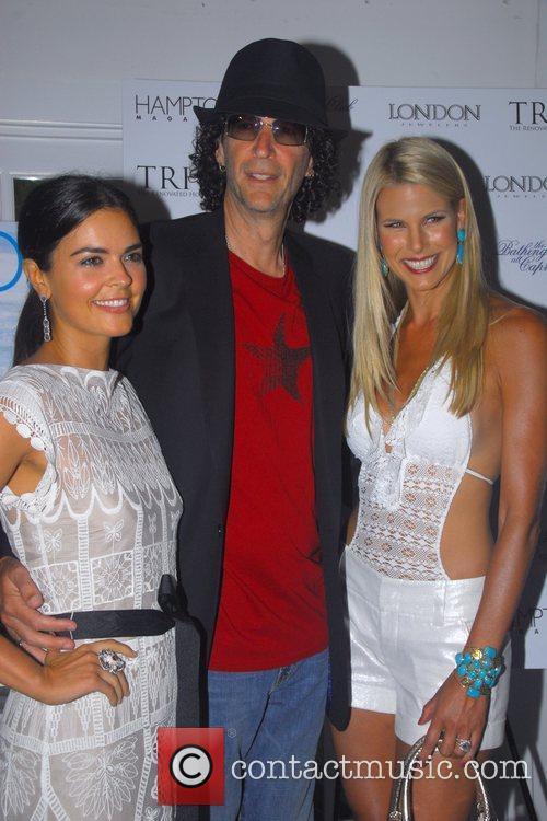 Katie Lee, Beth Ostrosky and Howard Stern 1