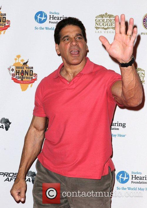 Lou Ferrigno Celebrities, Poker Pros and Football Stars...