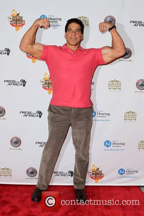 Lou Ferrigno, Las Vegas and Texas 6