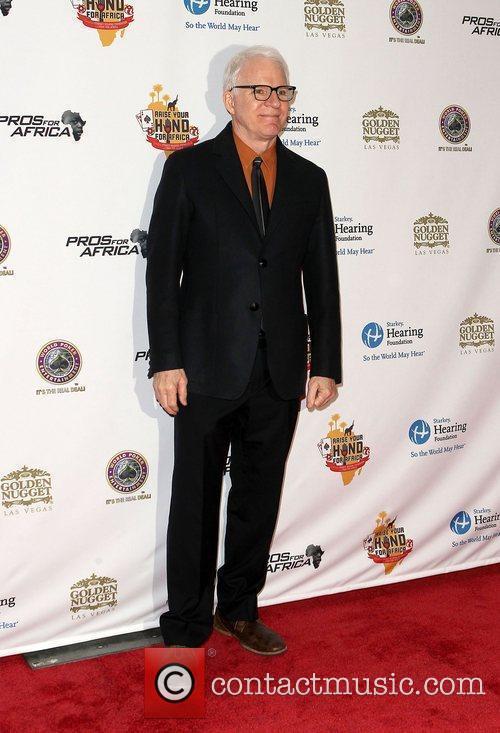 Steve Martin, Las Vegas and Texas 5