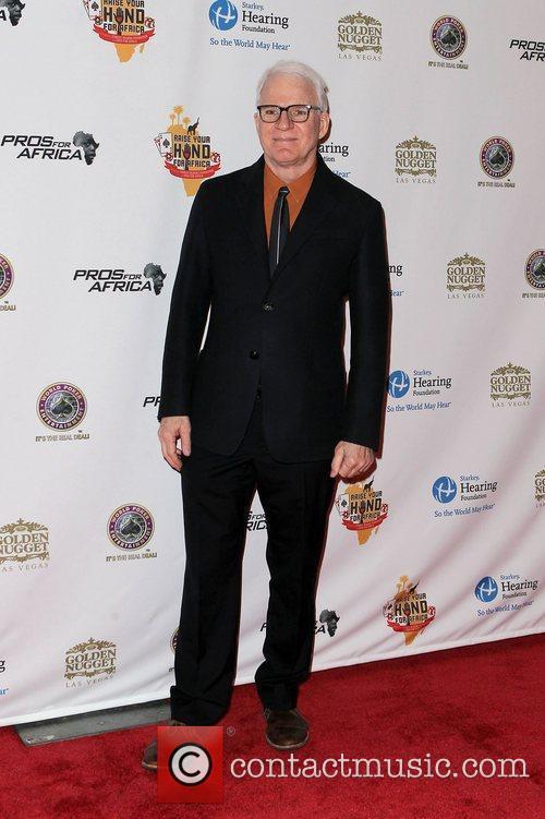 Steve Martin, Las Vegas and Texas 3