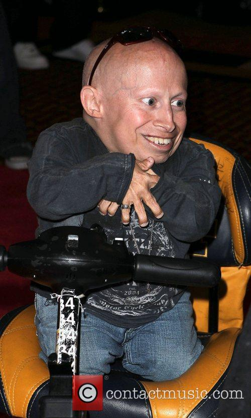 Verne Troyer, Las Vegas and Texas 2