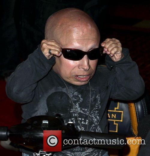 Verne Troyer, Las Vegas and Texas 10
