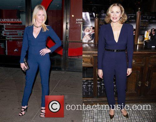 Who wore it best, Chelsea Handler or Kim...