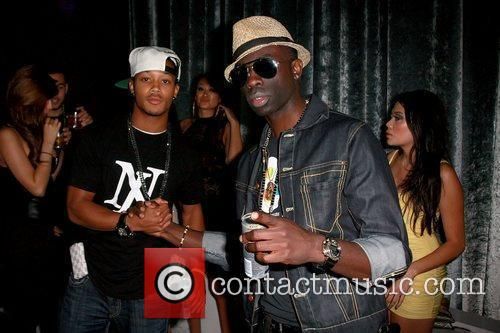 Romeo Miller and Sam Sarpong 9