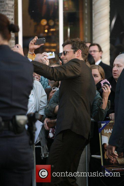 Bradley Cooper Los Angeles Premiere of 'The Hangover...
