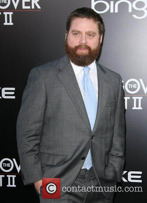 Zach Galifianakis 8