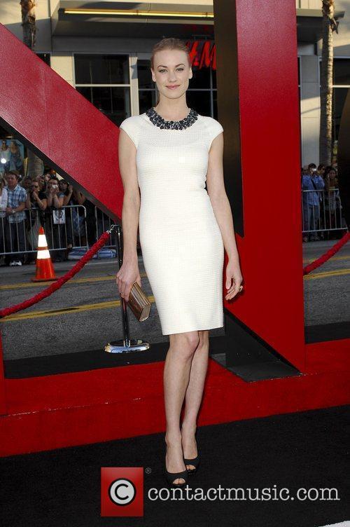 Yvonne Strahovski  Los Angeles Premiere of 'The...