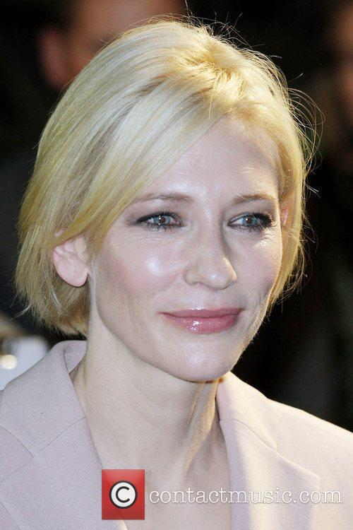 Cate Blanchett The premiere of 'Hanna' at the...