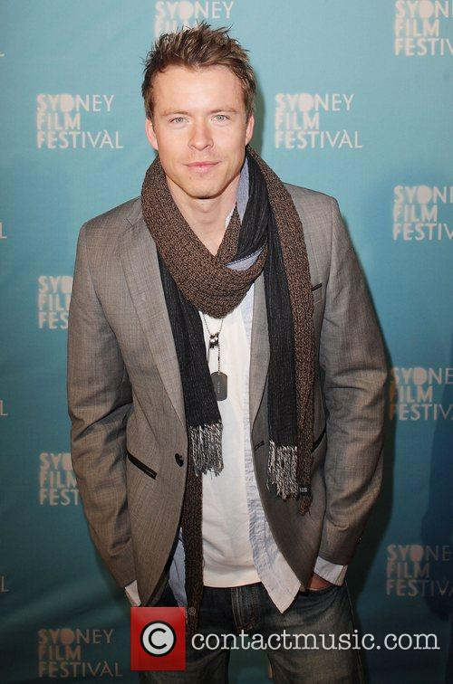 Todd Lasance The premiere of 'Hanna' at the...