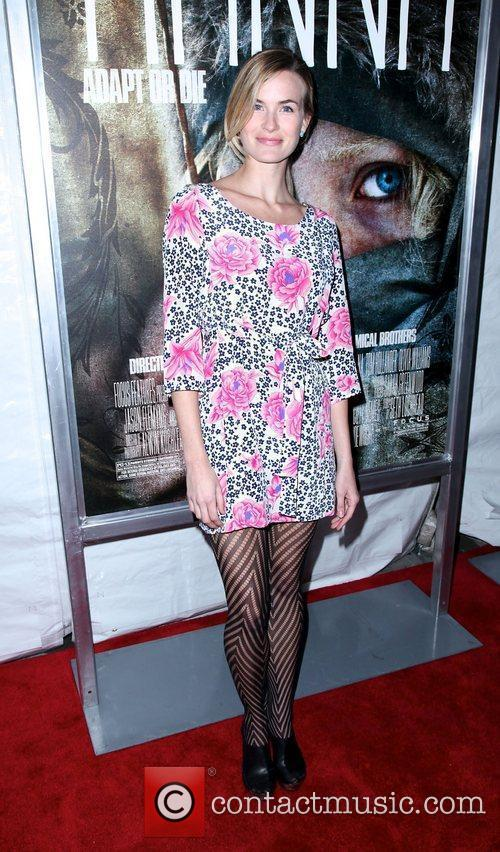 Alice Callahan The New York special screening of...