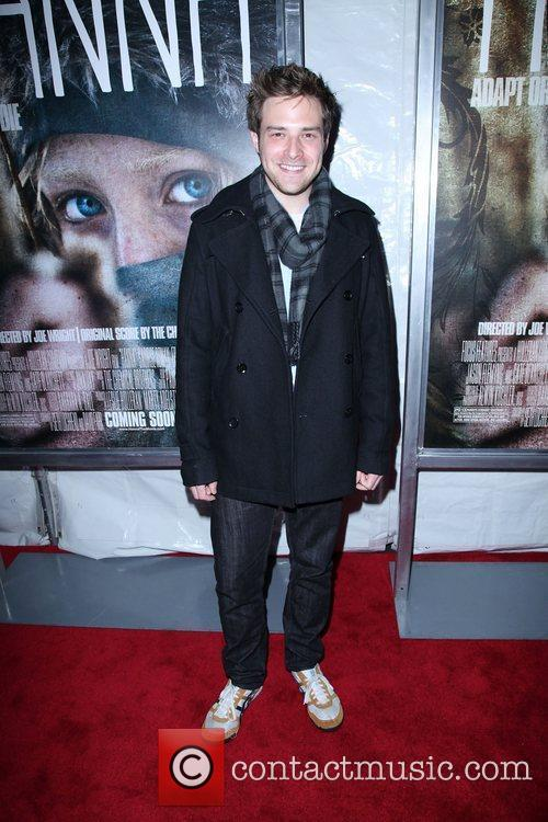 Ben Rappaport The New York special screening of...