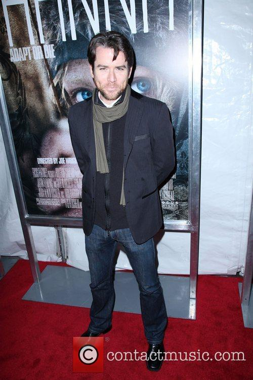 Christian Campbell The New York special screening of...