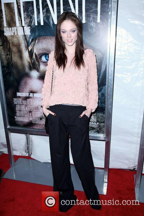 Coco Rocha The New York special screening of...