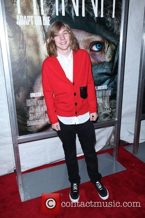 Danny Flaherty The New York special screening of...