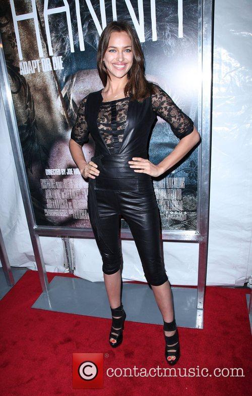 Irina Sheik  The New York special screening...