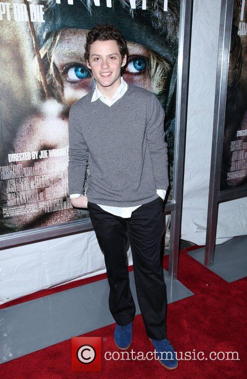 James Newman The New York special screening of...