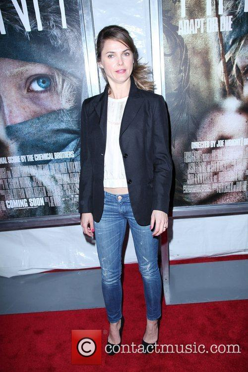 Keri Russell The New York special screening of...