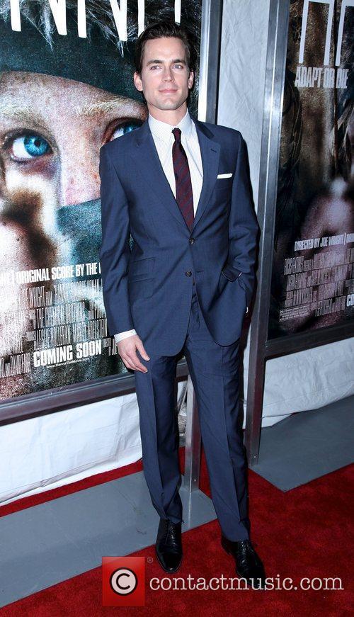 Matthew Bomer The New York special screening of...