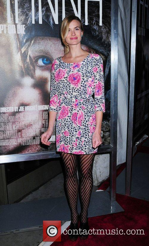 Alica Callahan The New York special screening of...