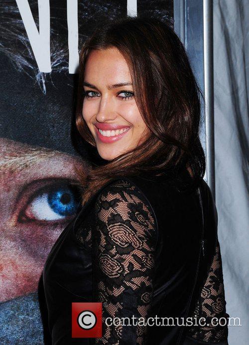 Irina Shayk The New York special screening of...