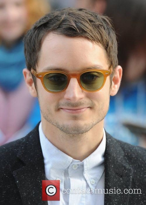 Elijah Wood and Empire Leicester Square 16