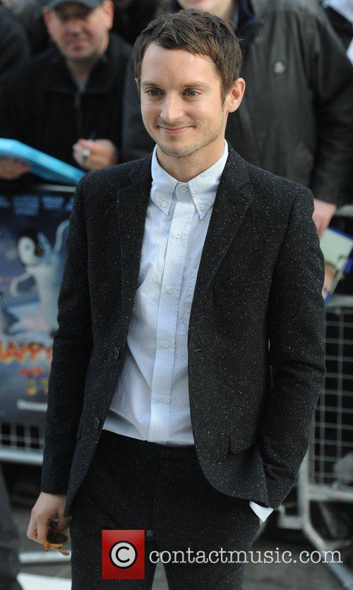 Elijah Wood and Empire Leicester Square 15