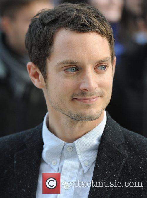 Elijah Wood and Empire Leicester Square 17