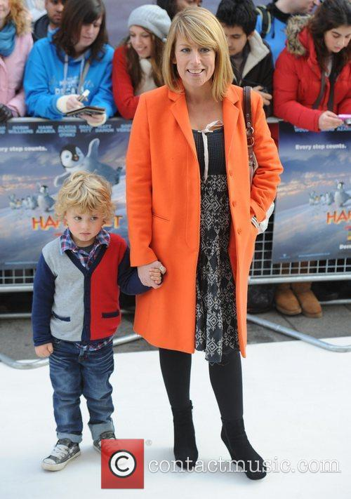 Fay Ripley and Empire Leicester Square 2