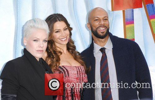 Alecia Moore, Common, Pink, Sofia Vergara and Grauman's Chinese Theatre 4