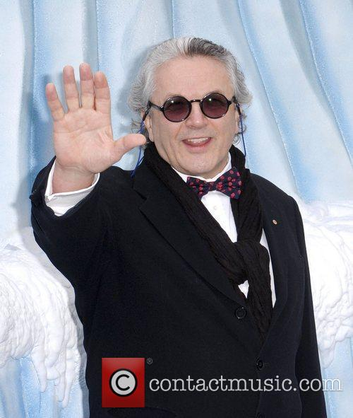 George Miller and Grauman's Chinese Theatre 5