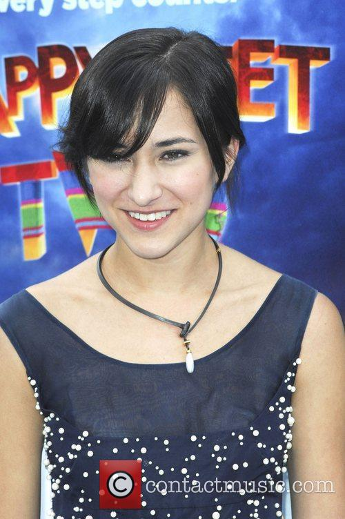 Zelda Williams and Grauman's Chinese Theatre 1
