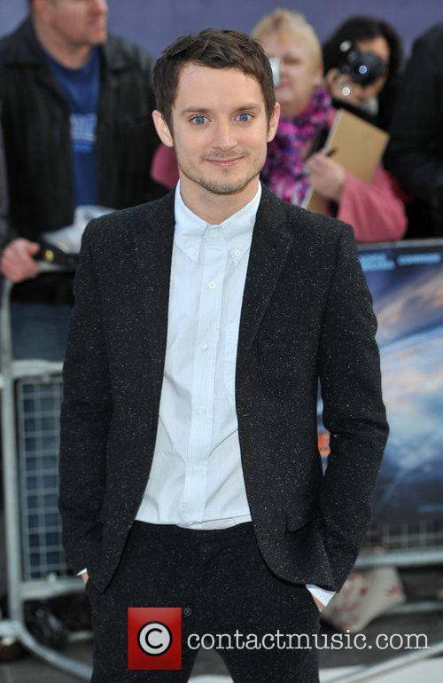 Elijah Wood and Empire Leicester Square 2
