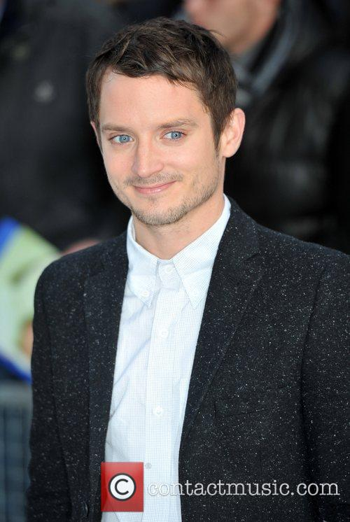 Elijah Wood and Empire Leicester Square 3